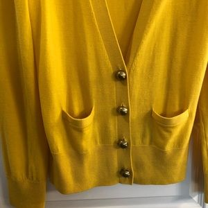 Tory Burch Sweaters - Tory Burch Sweater with Gold Buttons